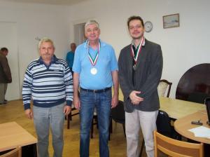 Mezei(l), Piroska(c), Suranyi(R)