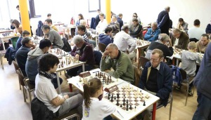 Playing hall in Rd1