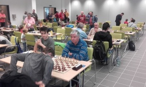 Piroska,Istvan seems to play in every tournament.