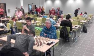 Piroska,Istvan seems to play in every tournament.