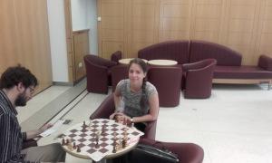 Lovely Zsofi Berki won again