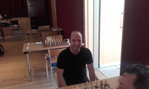 Marcu,Simon(SVK) is having a good tournament