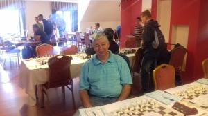 Piroska,Istvan who keeps winning whenever his picture is taken.